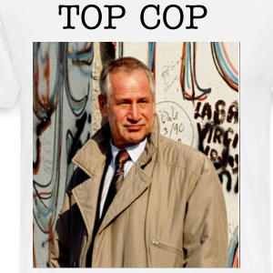 TOP COP #3 - Men's Premium T-Shirt