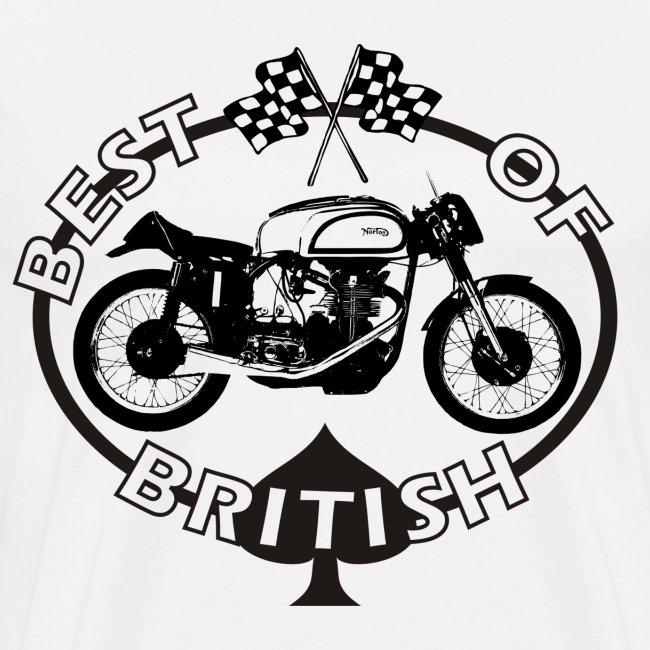 Best of British - Manx Norton
