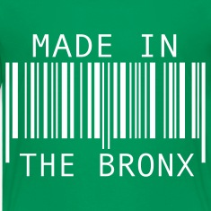 Kelly green Made in The Bronx Kids' Shirts