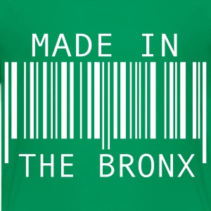 Kelly green Made in The Bronx Kids' Shirts - Kids' Premium T-Shirt