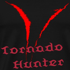 Tornado Hunter T-Shirts - Men's Premium T-Shirt
