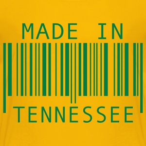 Yellow Made in Tennessee Kids' Shirts - Kids' Premium T-Shirt