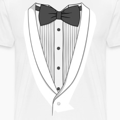 Fake Dinner Jacket T-shirt