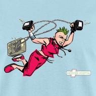 Design ~ Nurse Punk Rock T-Shirt
