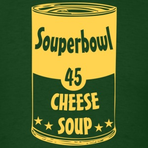 Men's t-shirt Souperbowl 45 Cheese Soup | Digimani - Men's T-Shirt
