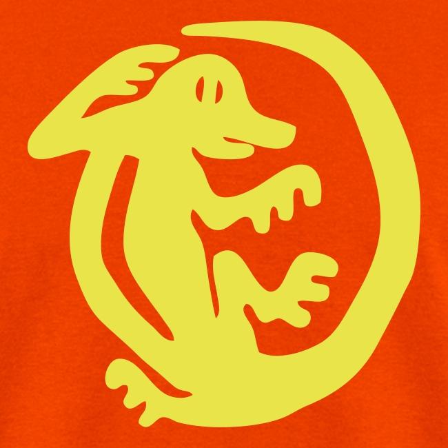 Orange Iguanas Custom Team Shirt