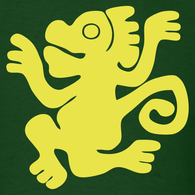 Green Monkeys Custom Team Shirt