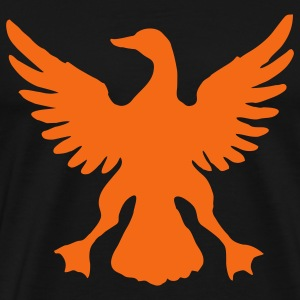 Duck a l'Orange - Men's Premium T-Shirt