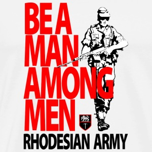 Rhodesian Army - Men's Premium T-Shirt