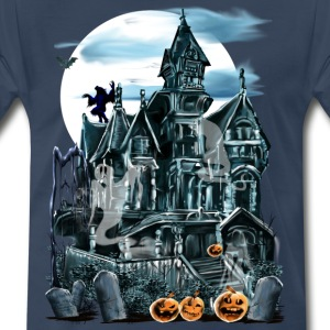 Haunted Houe - Men's Premium T-Shirt