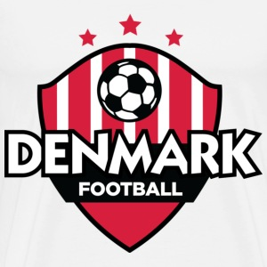 Denmark Football (DD) T-Shirts - Men's Premium T-Shirt