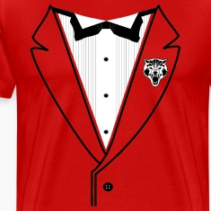 WOLF TUXEDO - Customize your Color