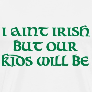 Saint Patricks day t-shirt - Men's Premium T-Shirt