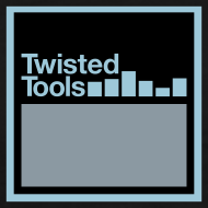 Design ~ Twisted Tools Y-Value Blue