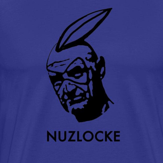 Men's Nuzlocke Stencil