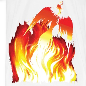 Phoenix Flame - Men's Premium T-Shirt