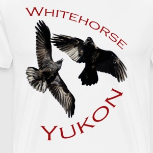 Whitehorse, Yukon - Men's Premium T-Shirt