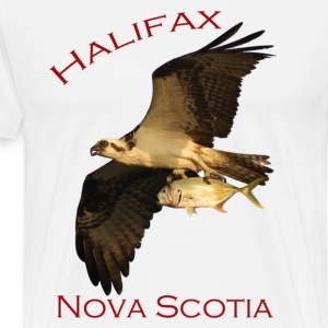 Halifax, Nova Scotia - Men's Premium T-Shirt