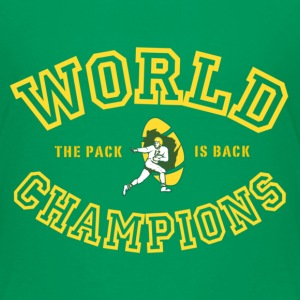 World Champion  green - Kids' Premium T-Shirt