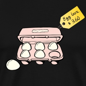 Egg box 360 - Men's Premium T-Shirt