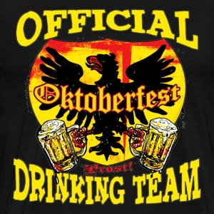 Oktoberfest Drinking Team - Men's Premium T-Shirt