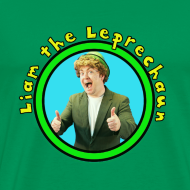 Design ~ Liam the Leprechaun - Men's Tee