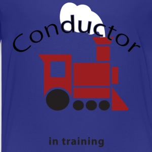 Train Conductor - Kids' Premium T-Shirt