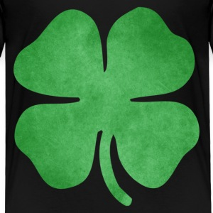 Shamrock Grungy Toddler Shirts - Toddler Premium T-Shirt