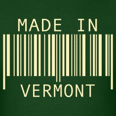 Forest green Made in Vermont T-Shirts