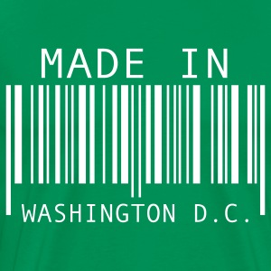 Sage Made in Washington D.C. T-Shirts - Men's Premium T-Shirt