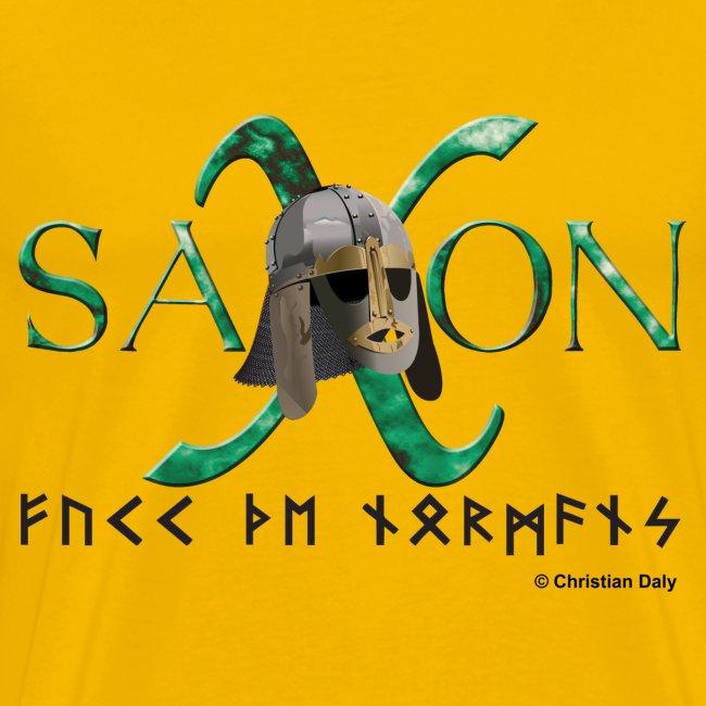 Saxon Color Men's T