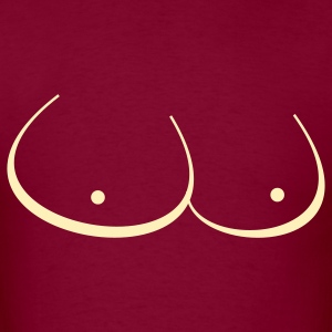 Tits T-Shirts - Men's T-Shirt