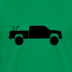 Kelly green pickuprack T-Shirts - Men's Premium T-Shirt