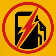 Design ~ Men's 100% Electric Yellow