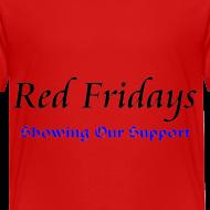 Design ~ Red Fridays