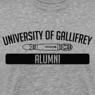Design ~ University of Gallifrey Alumni T