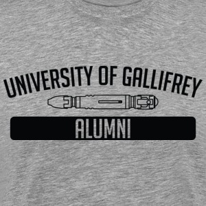 University of Gallifrey Alumni T - Men's Premium T-Shirt