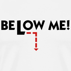 Blow Me (2c) T-Shirts - Men's Premium T-Shirt