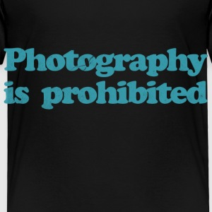 Rock star Photography Toddler Shirts - Toddler Premium T-Shirt