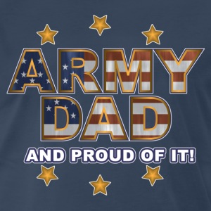 Army Dad - Men's Premium T-Shirt