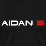 Design ~ Aidan 5 Men's T-Shirt - Logo