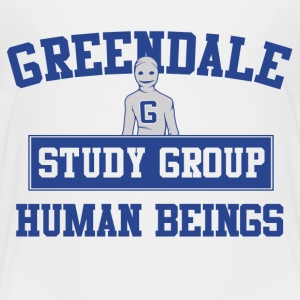Greendale Study Group Toddler Shirts - Toddler Premium T-Shirt