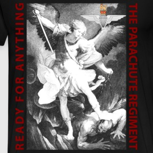 Parachute Regiment - Saint Michael - Men's Premium T-Shirt