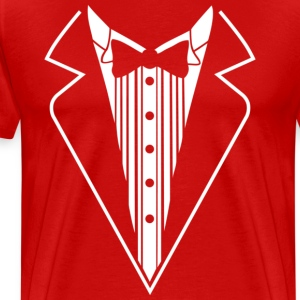 Racing Tuxedo - Men's Premium T-Shirt