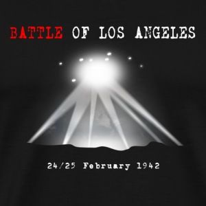 Battle Los Angeles 1942 - Men's Premium T-Shirt