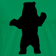 Design ~ black bear green