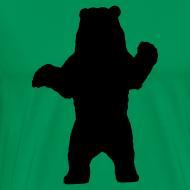 Design ~ black bear green