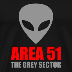 Area 51 Grey Alien
