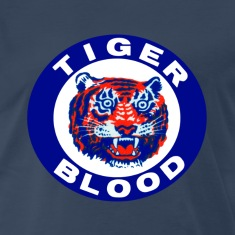 Tiger Blood T-Shirts