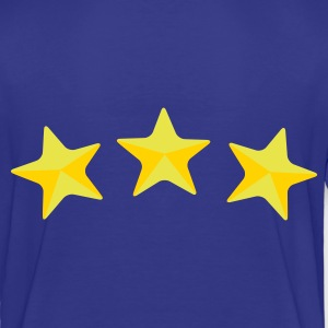 three stars Kids' Shirts - Kids' Premium T-Shirt